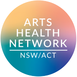 Arts Health Network NSW/ACT Logo