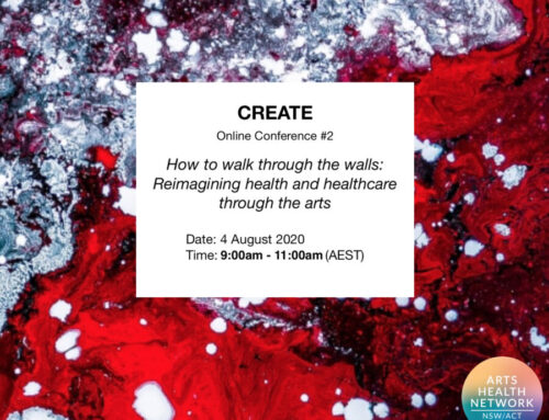 REIMAGINING HEALTH THROUGH THE ARTS – CONFERENCE VIDEOS